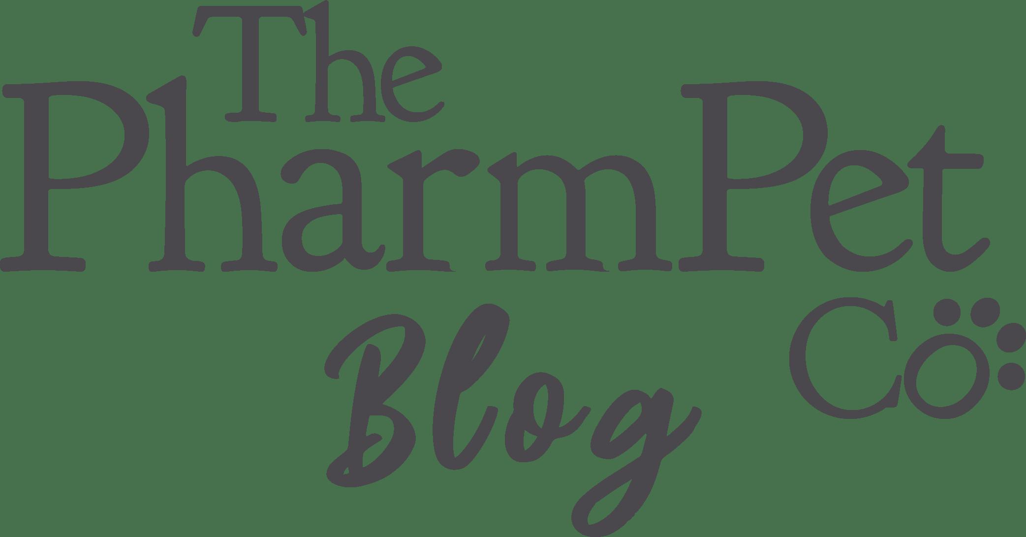 The PharmPet Co Blog logo