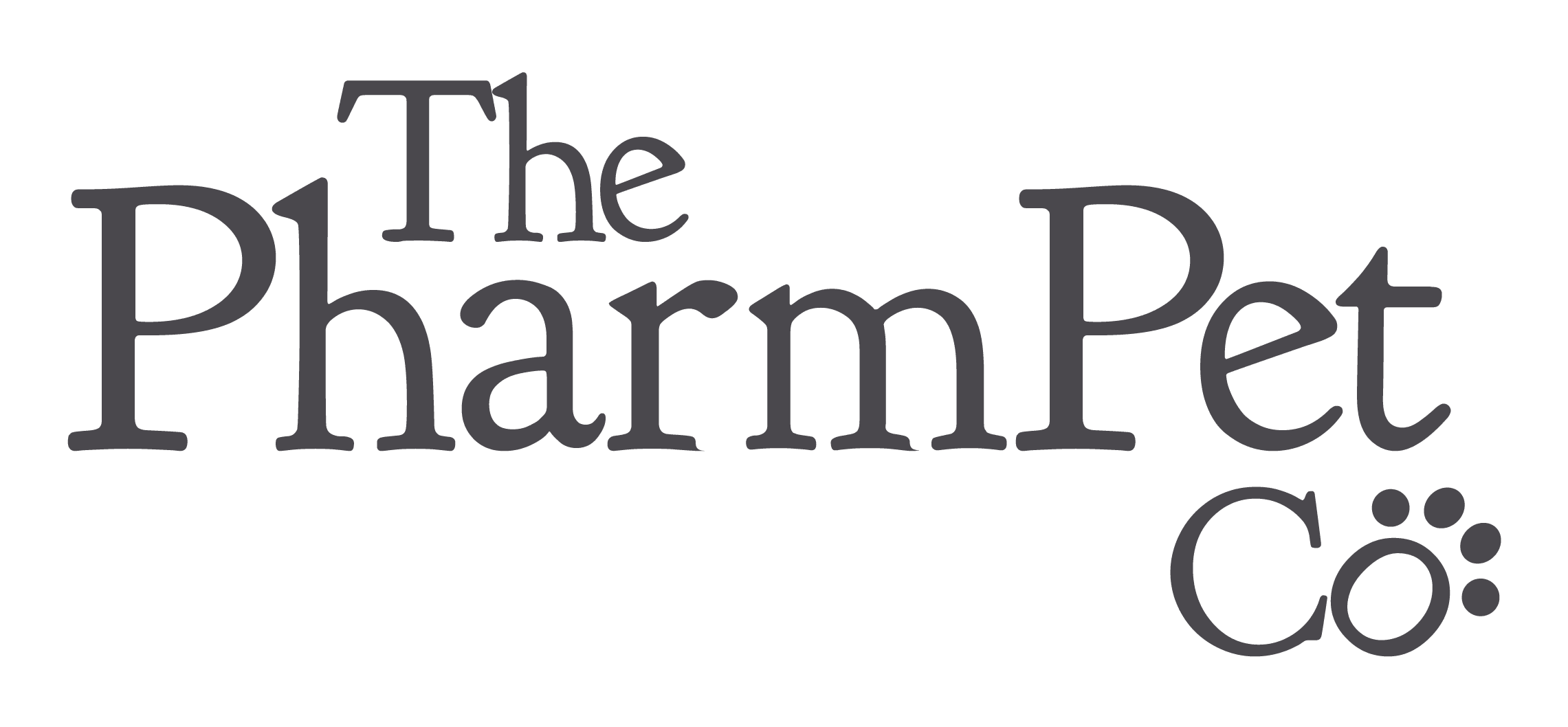 The PharmPet Co logo large