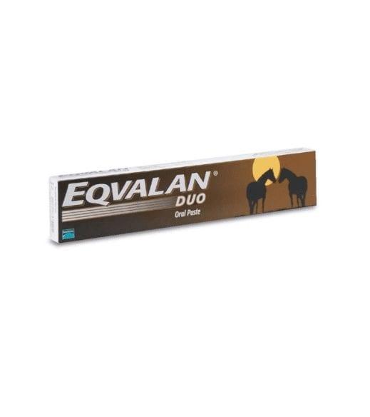 Boehringer Eqvalan Duo oral paste for horses