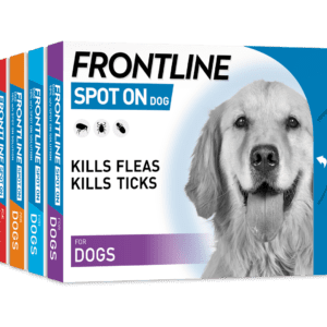 Frontline Spot On for Dogs Group Image
