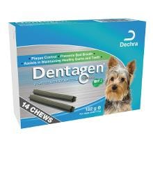 Dechra Dentagen Chews for Small Dogs