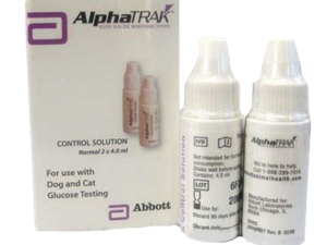 Zoetis AlphaTrak 2 Control Solution
