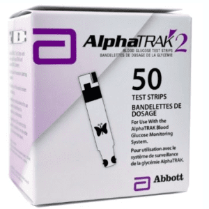 Zoetis AlphaTrak 2 Test Strip pack of 50