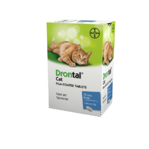 Bayer Drontal Cat Worming Tablets