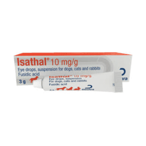 Isathal Eye Drops for Dogs