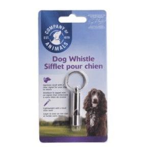 Company of animals dog training whistle
