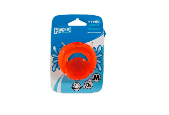 Chuckit Hydro Squeeze Ball for Dogs