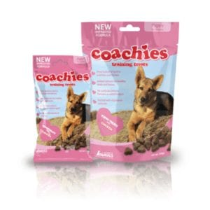 Coaches puppy training treats for dogs