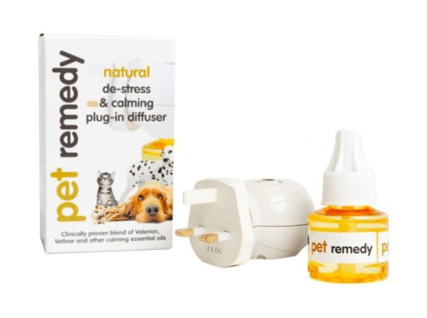 Pet remedy diffuser and box