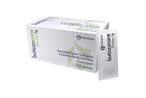 Animalcare Butazocare 1g sachets x 100