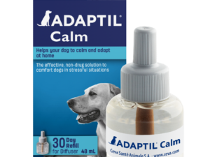 Adaptil Calm 48ml refill box and bottle