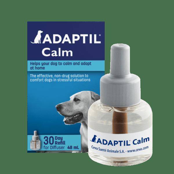 Adaptil Calm 48ml refill box and bottle