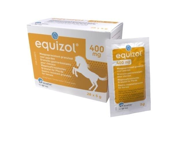 Box of 28 x 5g Equizol Sachets