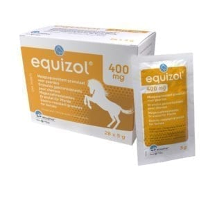 Box of 28 x 5g Equizol Sachets