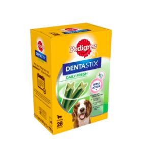 Pedigree Dentastix Fresh Medium Dog 28