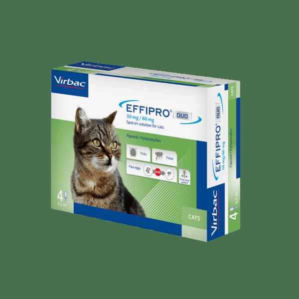Virbac Effipro Duo Cat