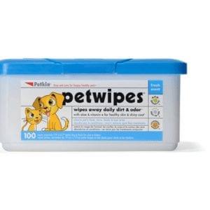 Petkin Pet Wipes pack of 100