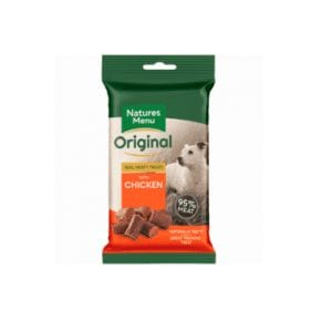 Natures menu chicken meat treats for dogs
