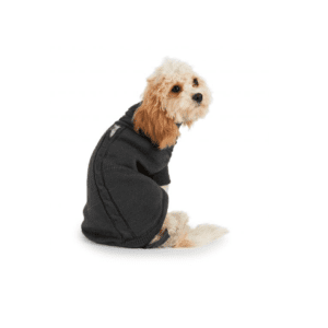 Ancol Grey Cable Knit Jumper for Dogs