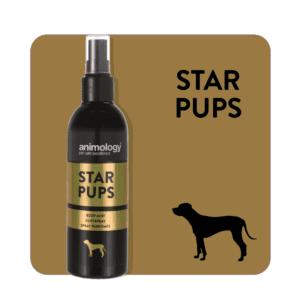 Animology bottle of star pups fragrance