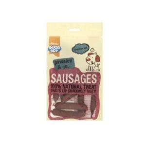 Packet of Good boy sausage treats
