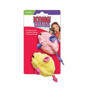 Kong kitten mice pack of 2