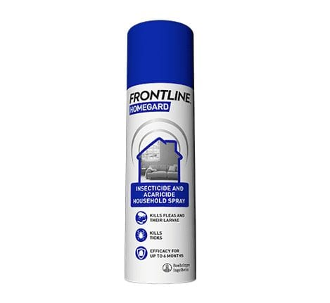 Can of Frontline Homegard Spray 500ml