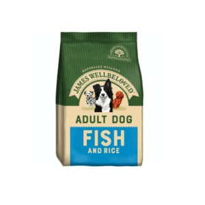 Packet of James wellbeloved fish adult