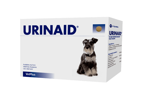 Pack of 60 Urinaid tablets