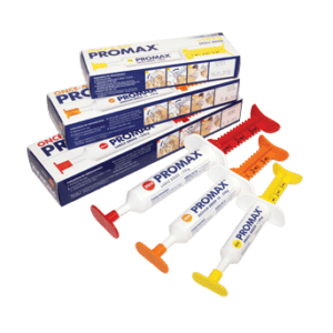 Pack shot of Promax Syringes