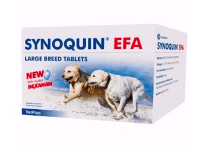 Box of Synoquin Large Breed Tablets